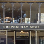 Goorin Bros. hat shop, Washington Square - 112mm